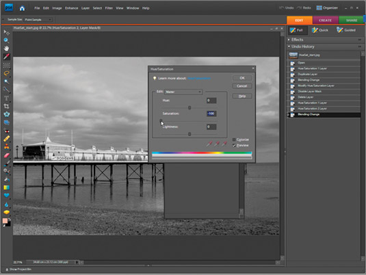 Save money on design software: Photoshop Elements