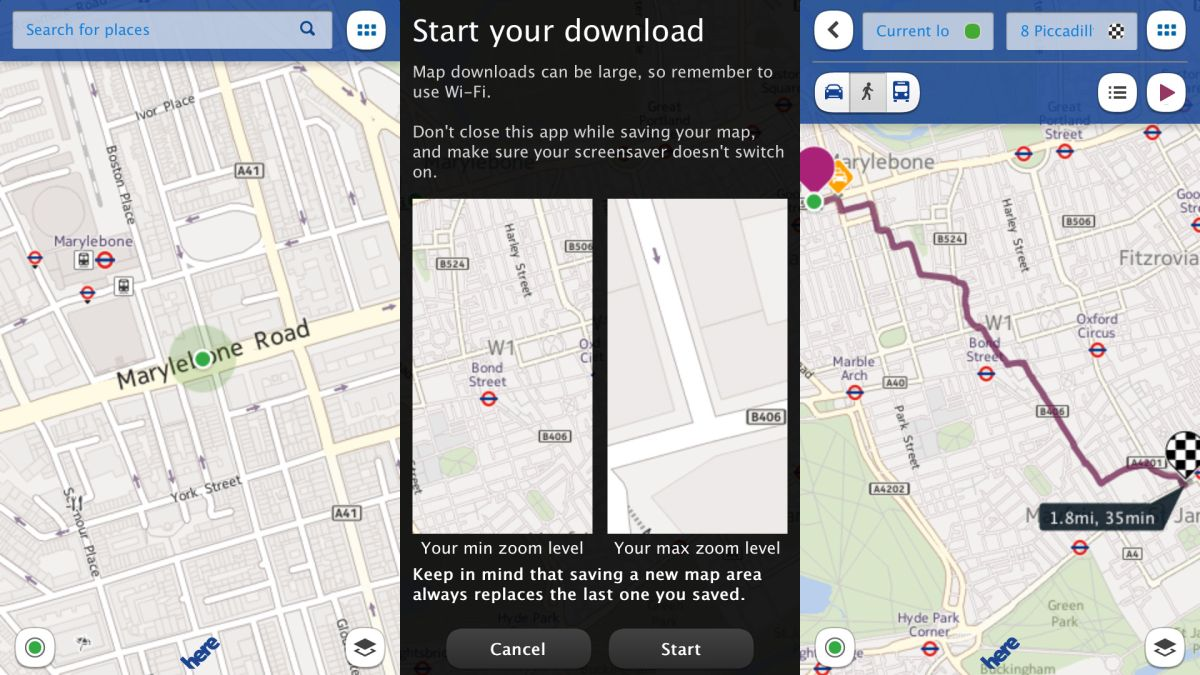 Nokia Pulls Here Maps From App Store Claims Ios 7 Changes