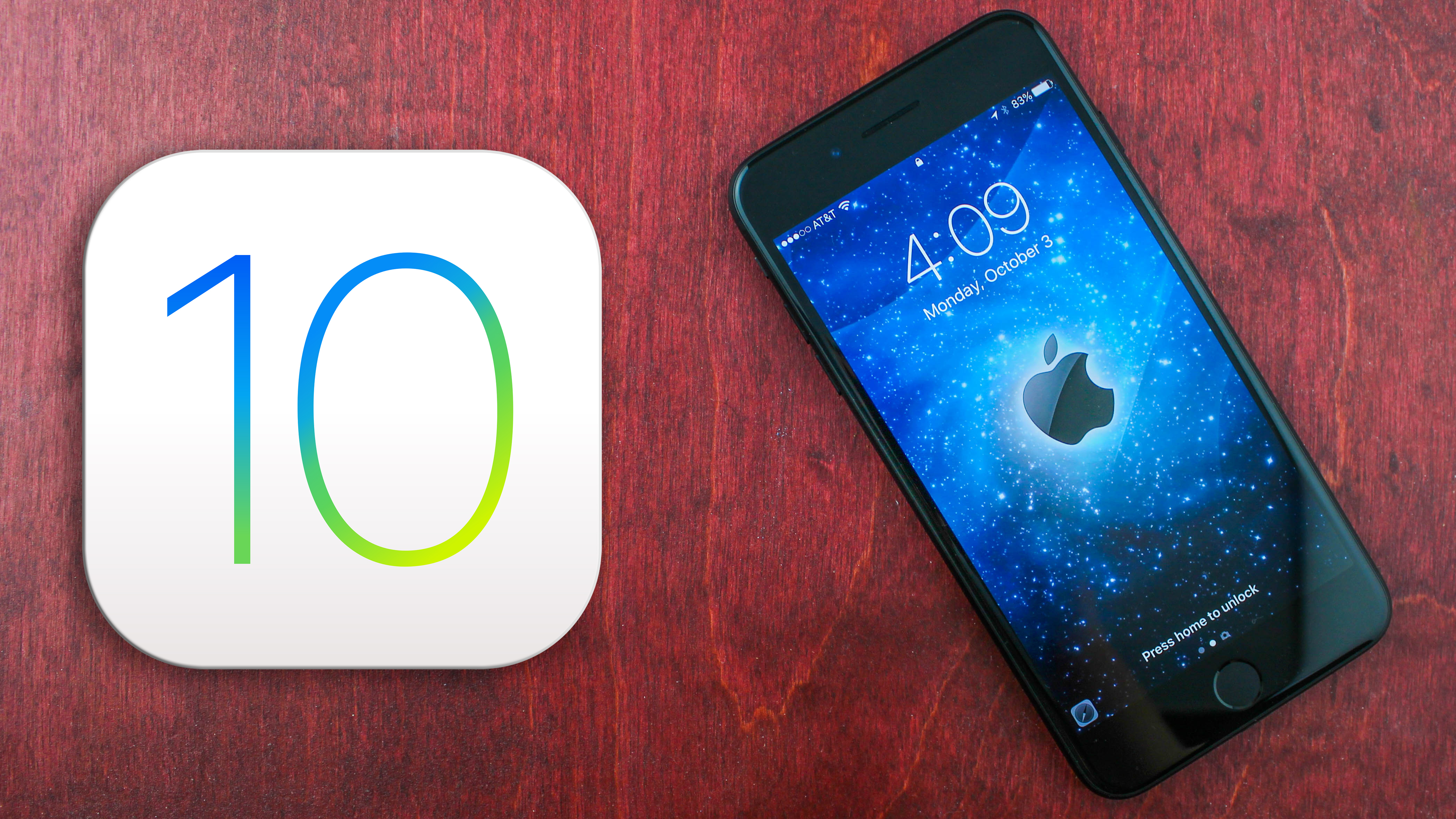 IOS 10 And 103 Features Updates