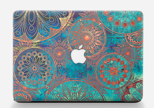 Mac decals - Bohemian