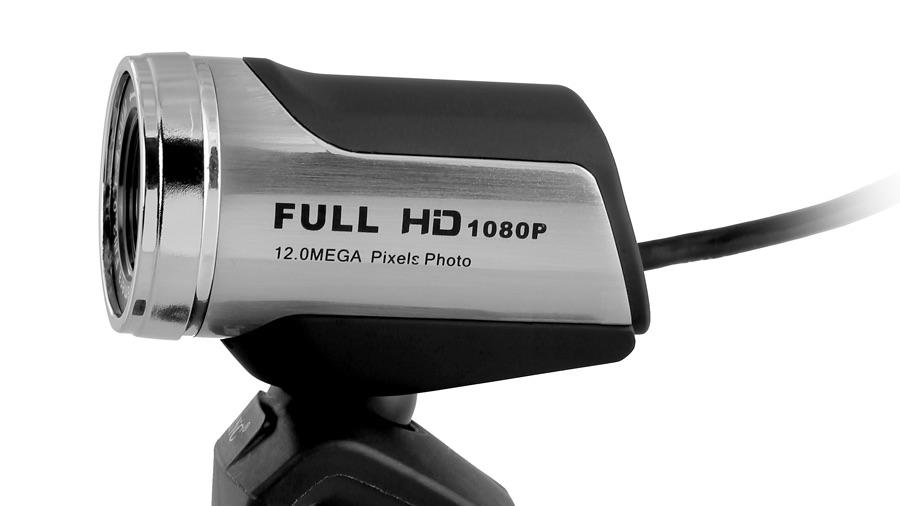 10. AUSDOM 1080P HD Webcam