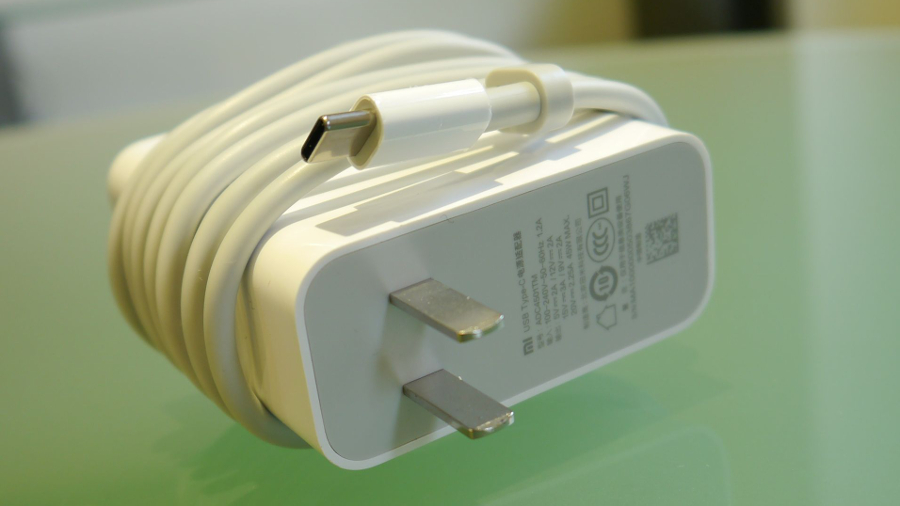 Xiaomi Air 12 charger