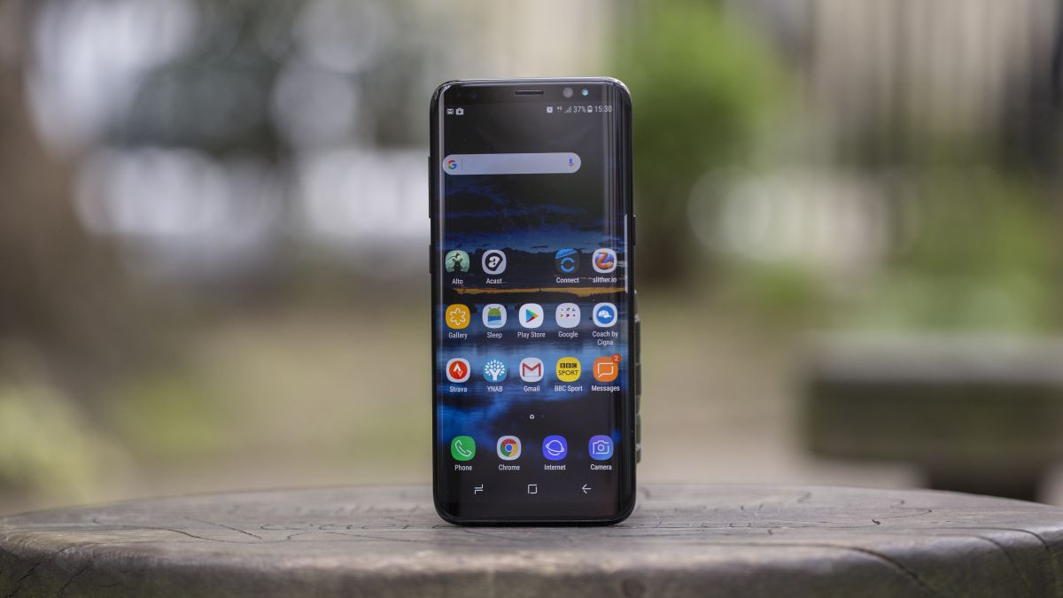Samsung Galaxy S8 is the best phone in the world
