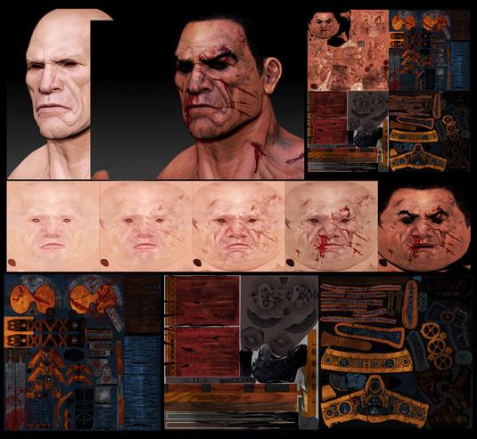 Conan maps
