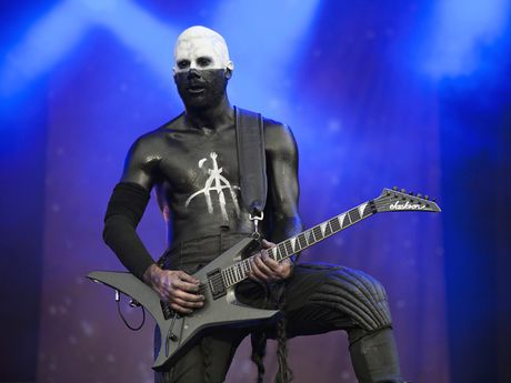 Interview Wes Borland On Rejoining Limp Bizkit And New