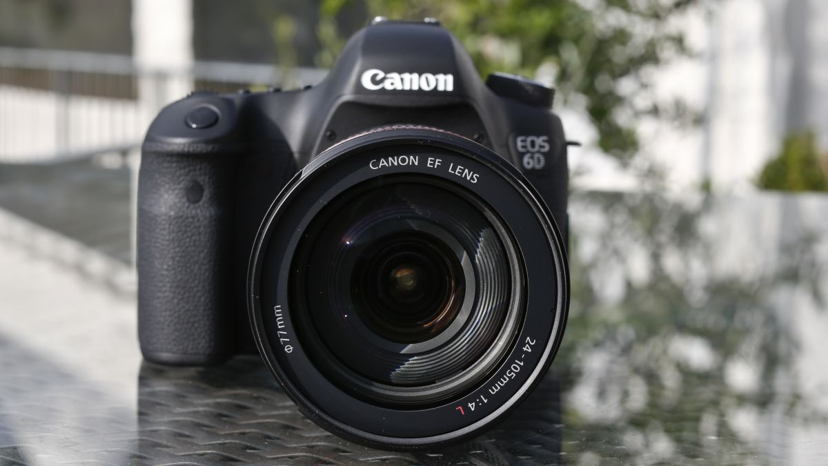 Canon Eos 6d Review Techradar