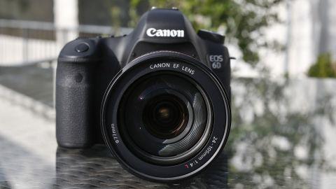 Canon Eos 6d Review Techradar