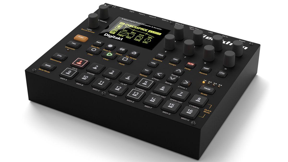 namm 2017 elektron 39 s digitakt is a digital 39 beatmaking powerhouse 39 musicradar. Black Bedroom Furniture Sets. Home Design Ideas