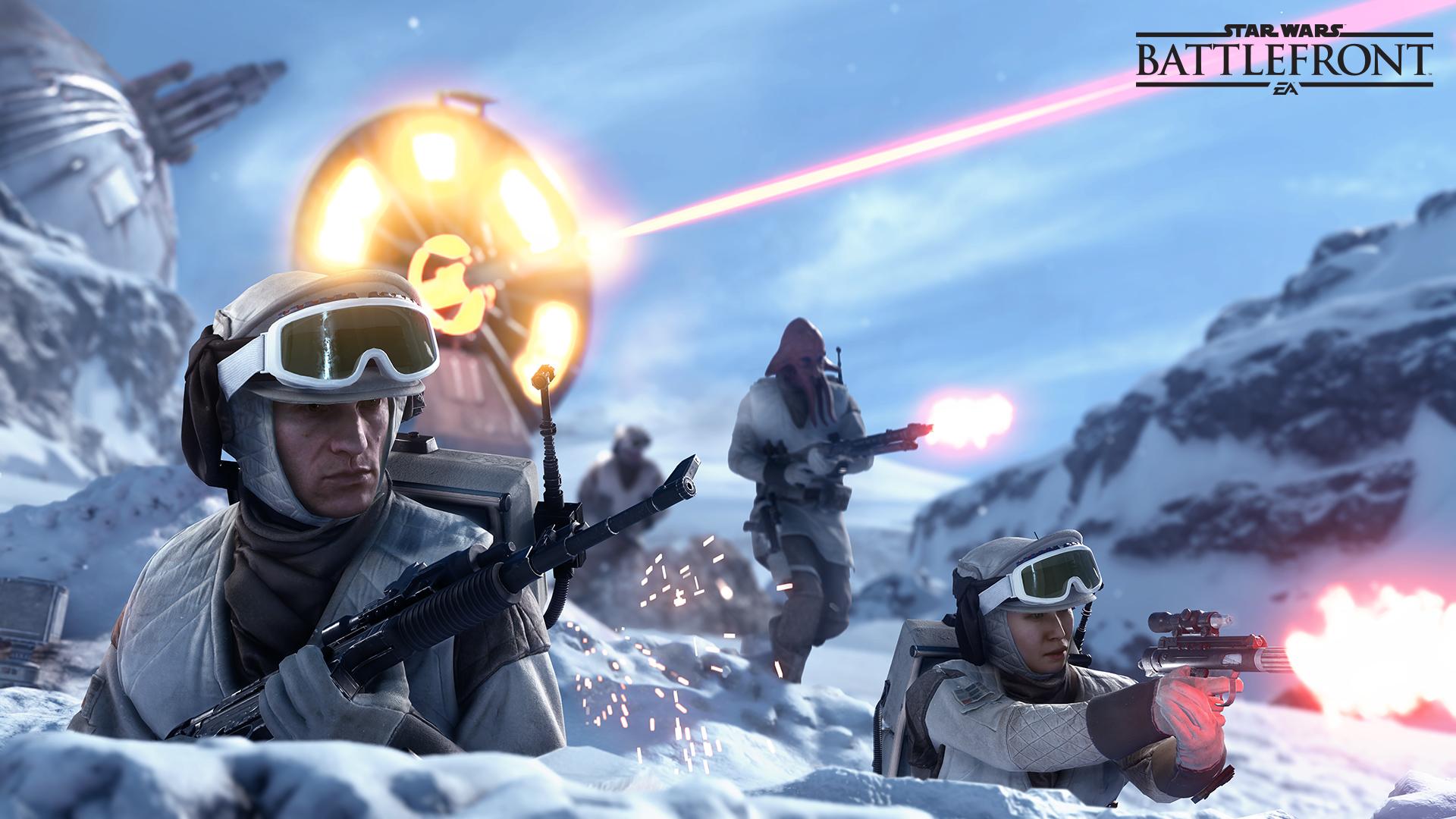 Видео обзор игры star wars battlefront 3