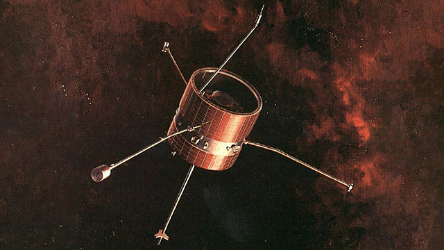 On This Day in Space! Dec. 12, 1967: Pioneer 8 Launches on Mission to Study the Sun