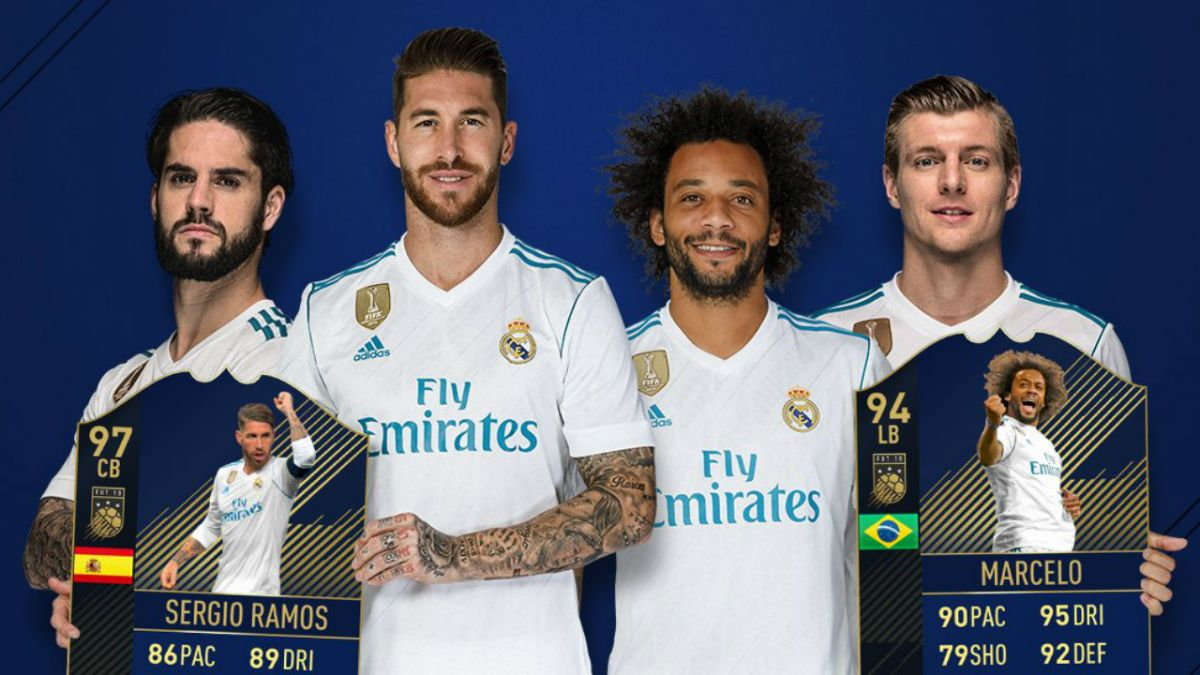FIFA 18 Ultimate Team Of The Year announced - and our prediction was 91% correct
