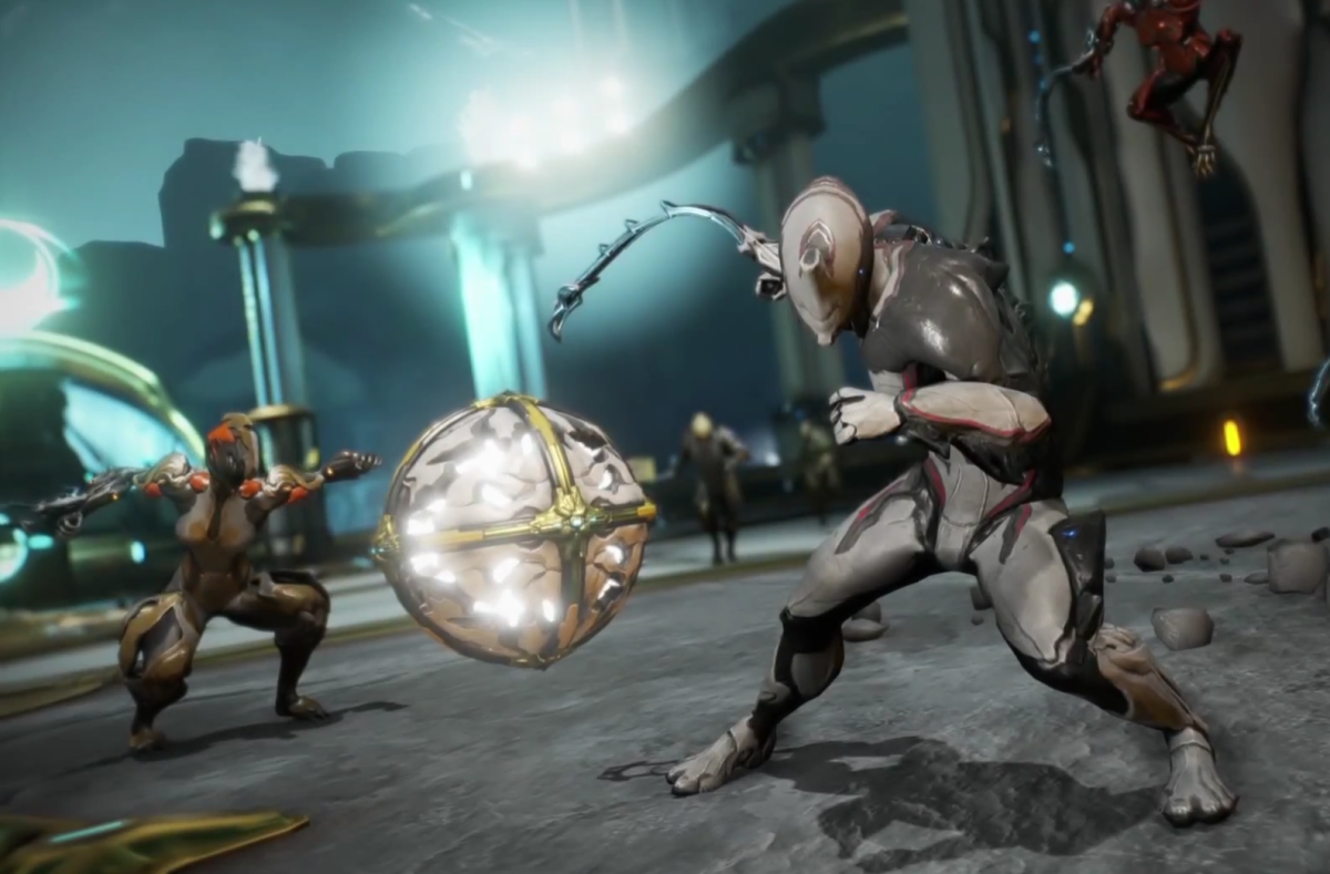 Warframe Adds Arena Sports With Lunaro Update