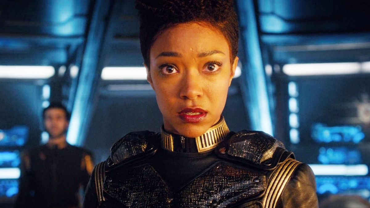Michael deals with the aftermath of *that* shock twist in the Star Trek Discovery episode 12 teaser