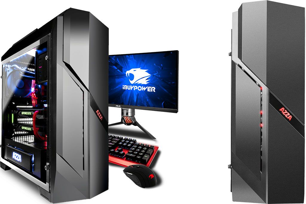 Get An IBuyPower Gaming System With Core I7-8700K And GTX