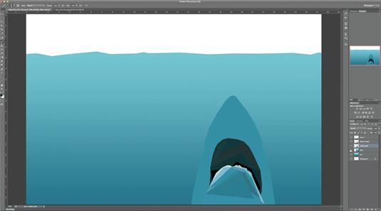 Photoshop tutorials: basic shapes