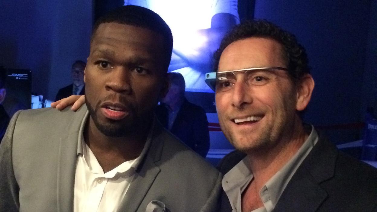 Google Glass celebrities