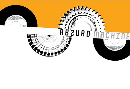 Letterhead designs: Absurd Machine