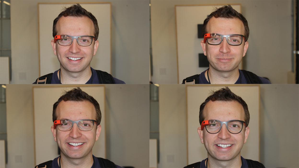 Google Glass glasses frame styles