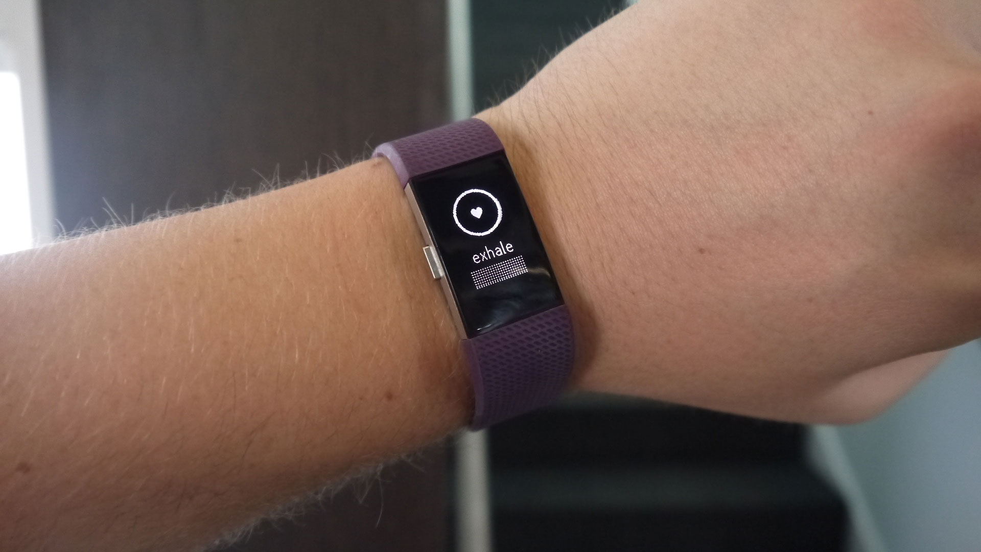 how to change company on charge 2 fitbit