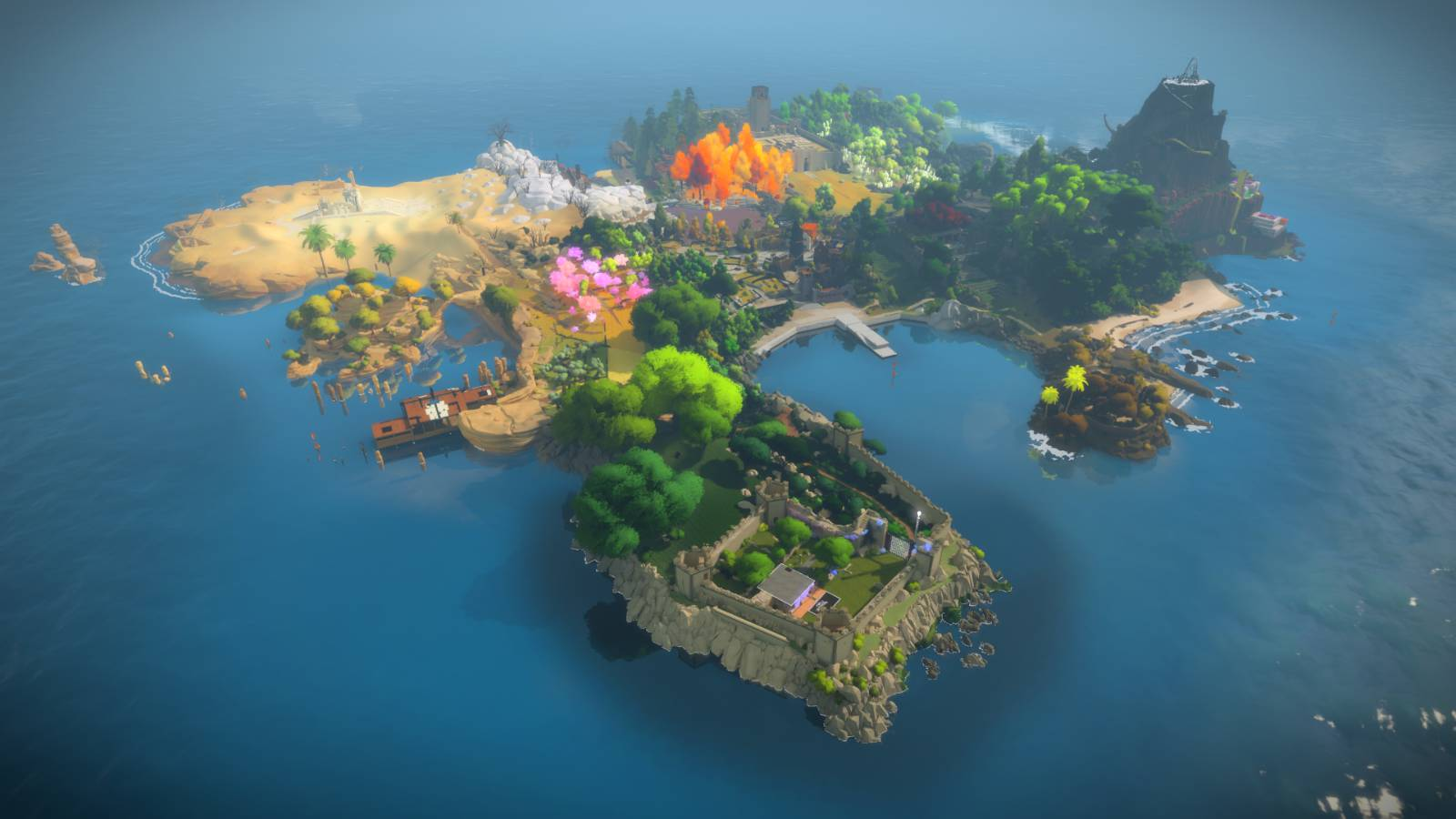 Epic Games Store is giving away hit puzzler The Witness for free 3