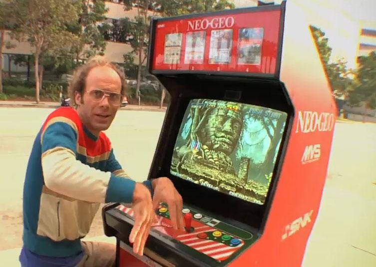 A geeked-out rap video ode to the Neo Geo | GamesRadar+