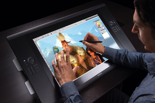 Wacom Cintiq 24HD Touch review