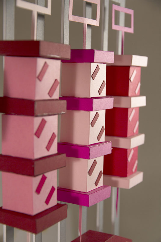 paper craft bbq