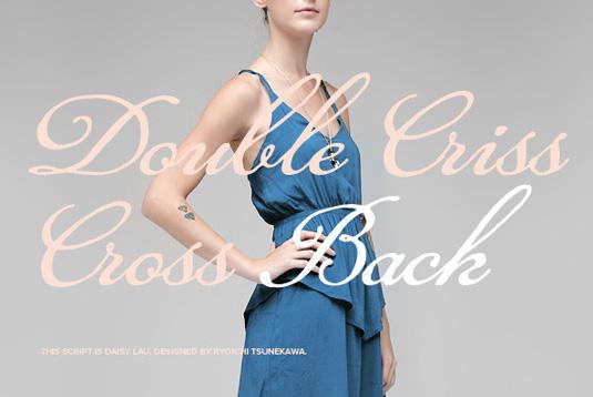 Daisy Lau font