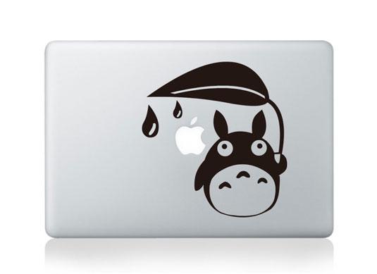 Mac decals - Totoro