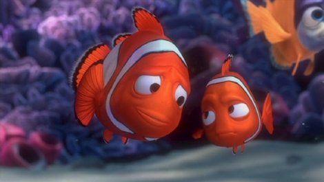 Albert Brooks Finding Nemo