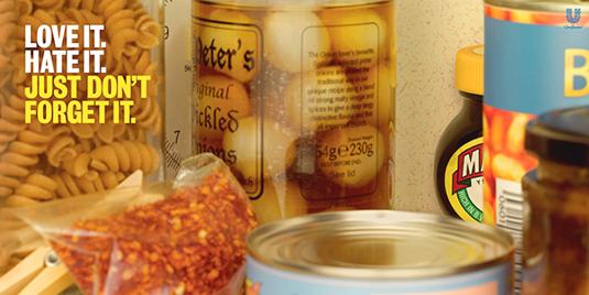 Branding campaigns: Marmite
