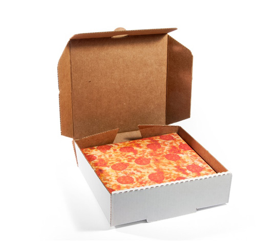 Gift Coutoure pizza wrapping paper