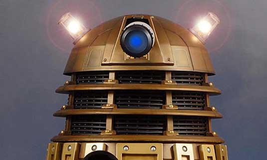 Dalek designs: New series Dalek