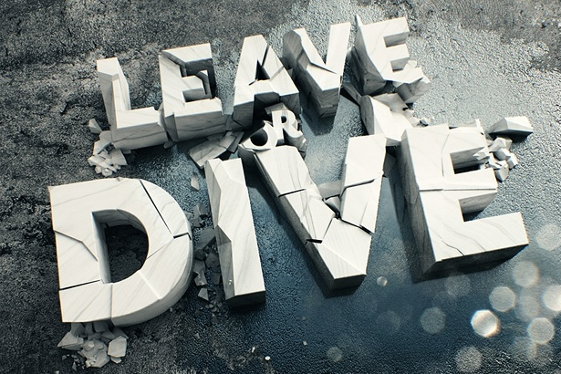 Matus Bence - Leave Or Dive