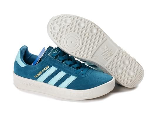 Sneaker designs: Adidas Trimm Trab