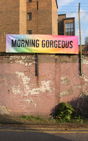 Charlotte Hancock, Morning Gorgeous