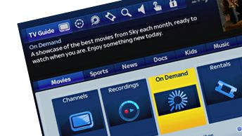 sky tv new programme guide