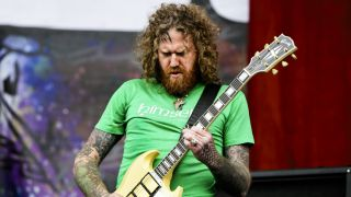 Brent Hinds says that Mastodon s new LP will survey relationships and life in general