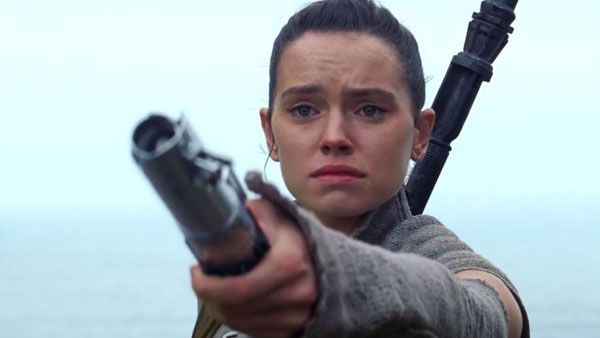 Daisy Ridley hints that Star Wars: The Last Jedi's Luke Skywalker is VERY different to the one we know and love