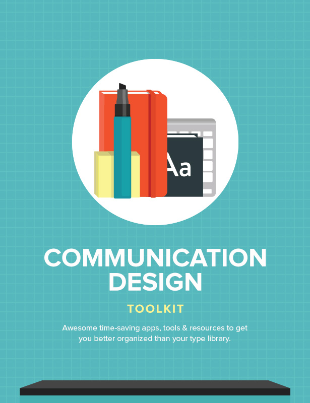 The communication design toolkit