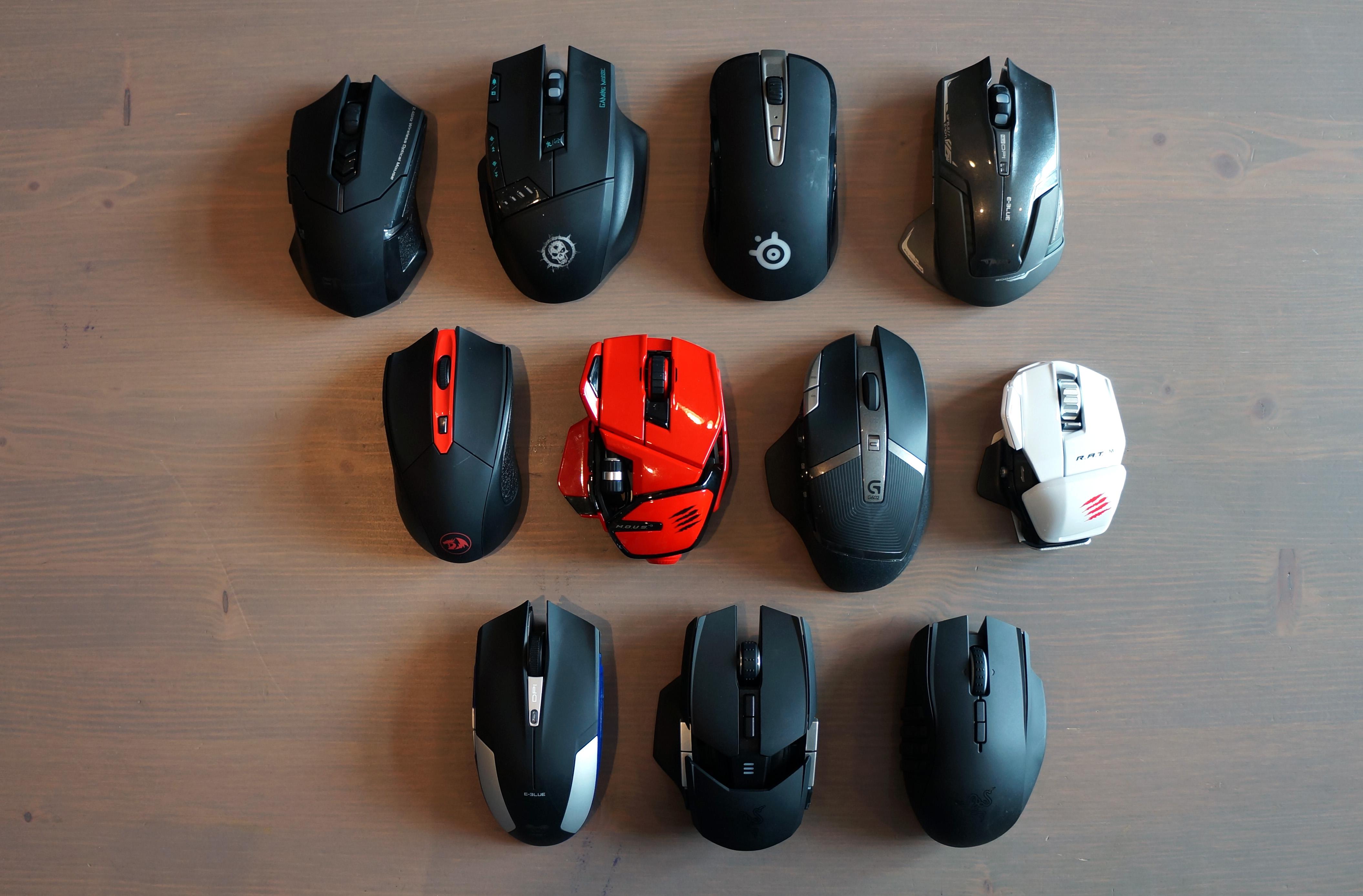Best Wireless Gaming Mice