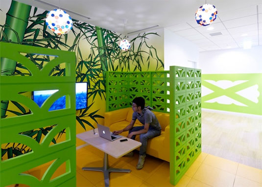 Google's Japan office