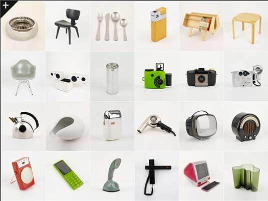 Design Museum app