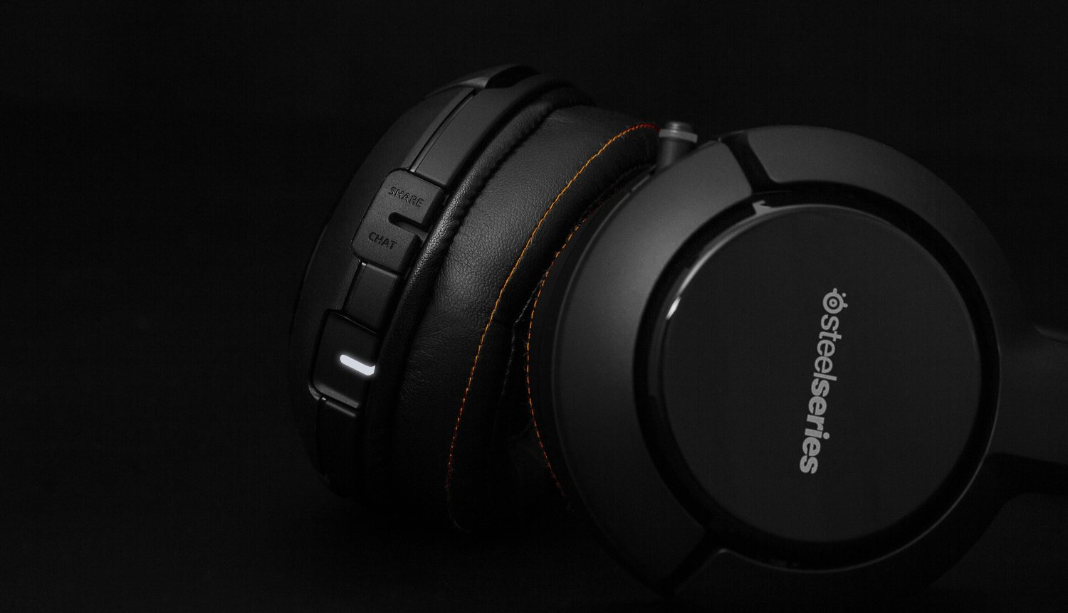 Steelseries H Wireless Black