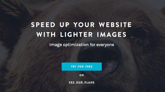 Web design tools: Imagify