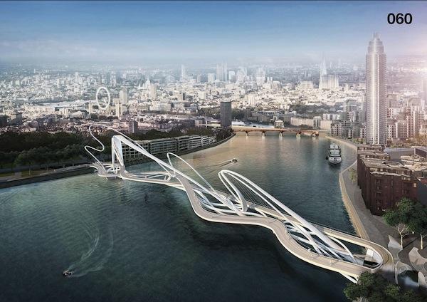 London Bridge concept designs