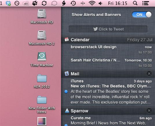 OS X 10.8 Mountain Lion: iOS look-a-like?
