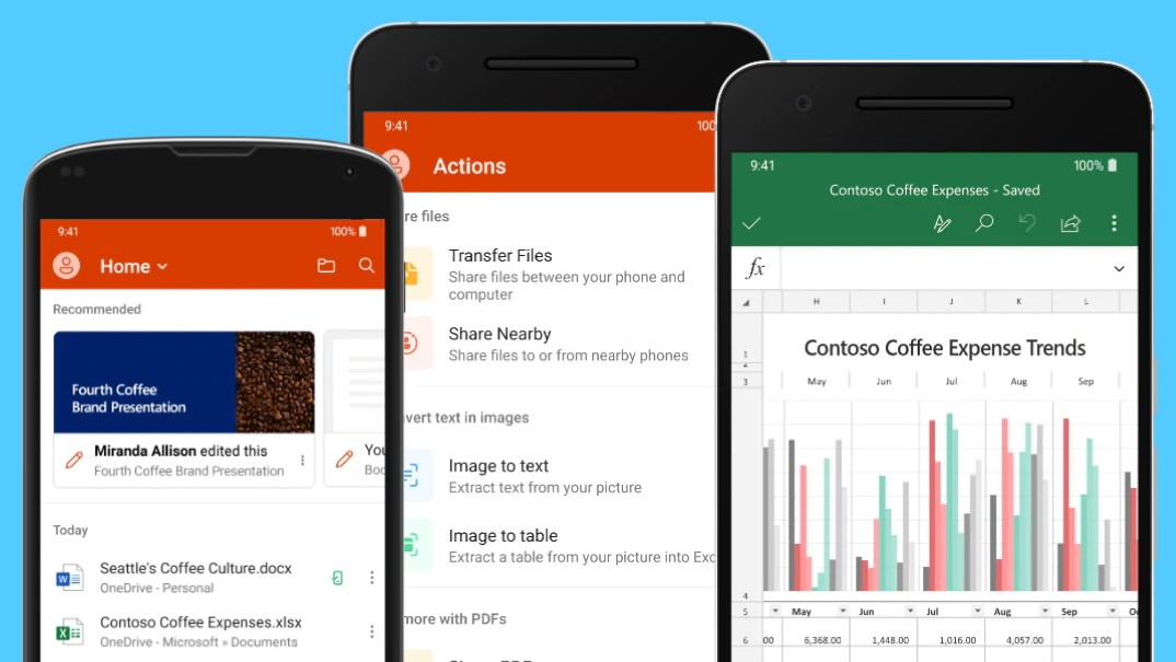 Microsoft's new all-in-one Office app is now available for iPhone – grab it now