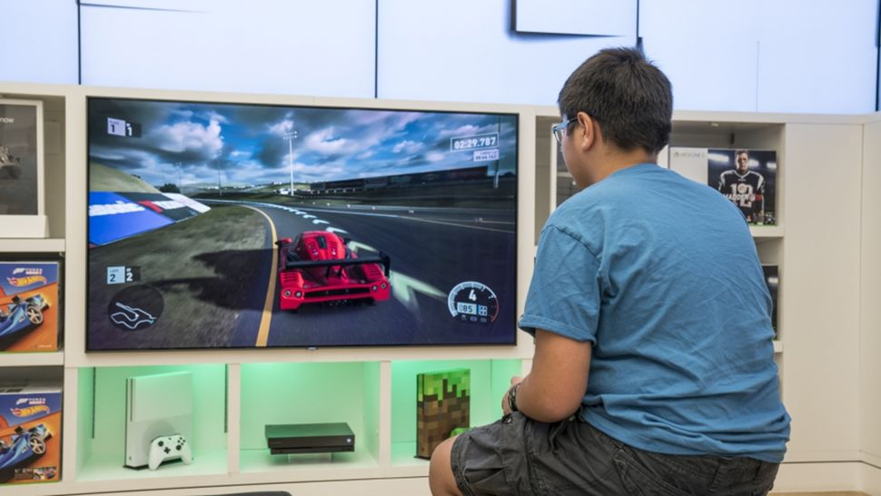 You can now try before you buy with the Xbox One X