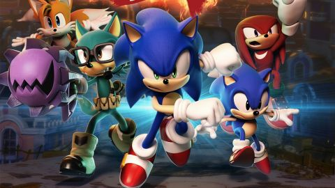 Sonic Forces Launching This November